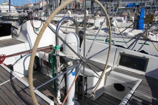 Jeanneau Sun-Fast 39 in Marseille for hire