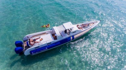 Rental Motorboat Custom Interceptor 50Ft Phuket