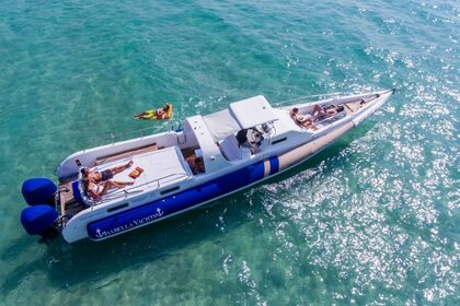 Charter Motorboat Custom INTERCEPTOR 50FT Phuket