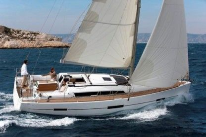 Charter Sailboat Dufour Yachts 410 Gl lefkas