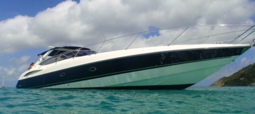 Sunseeker 50 in Marigot for hire
