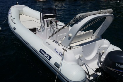 Hire RIB NUOVA JOLLY King 600 Mali Losinj
