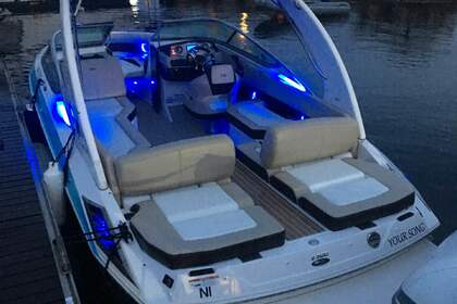 Hire Motorboat REGAL 2300 Porto-Vecchio