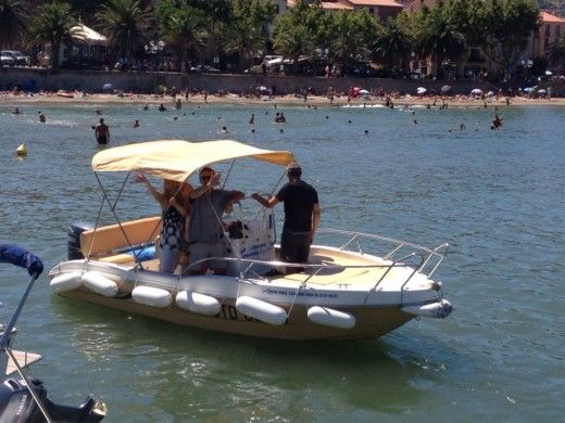 CAPELLI Cap 18 in Collioure for hire