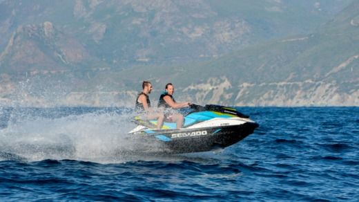 SEA DOO GTI 130 in Saint-Florent for hire