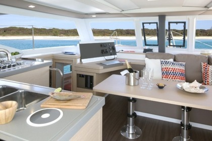 Rental Catamaran Fountaine Pajot Lucia 40 Pirovac