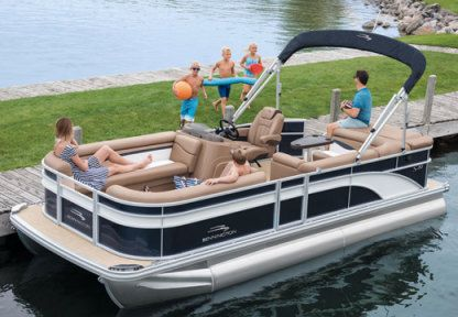 Rental Motorboat Pontoon 23 Fort Lauderdale