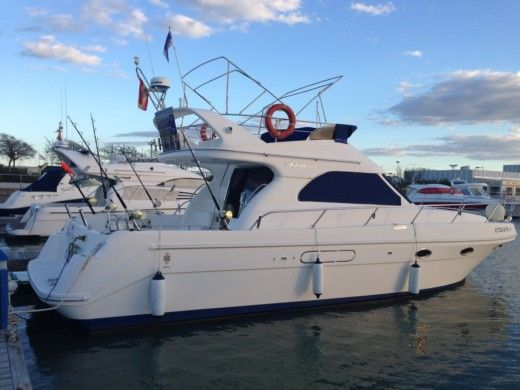 Motorboat Astinor 12,75 for hire