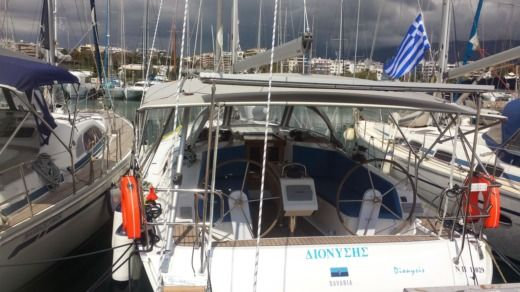 BAVARIA 41 Cruiser in Alimos for hire
