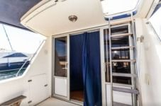 Princess 38 in Arbatax for rental