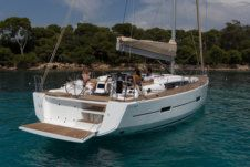 Dufour 460 in Pireas for hire