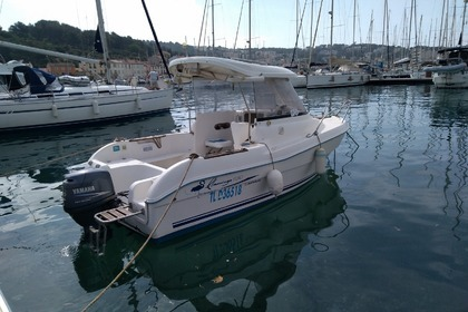 Rental Motorboat Quicksilver 530 Flamingo La Seyne-sur-Mer