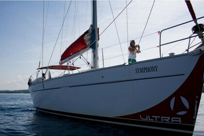 Hire Sailboat Beneteau Cyclades 50.5 Pomer