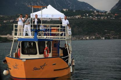 Rental Motorboat Boats & Watergames Srl Bw Ro 12 Sirmione