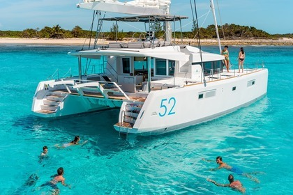 Location Catamaran LAGOON 52 Propriano