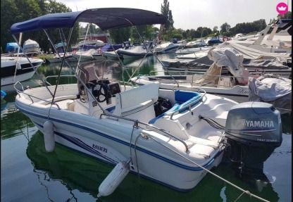 Rental Motorboat Ranieri 5.5M Angera