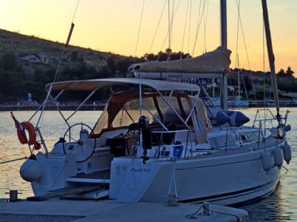 Rental Sailboat Dufour 375 Gl Sukošan