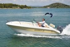 Motorboat Marea 19 Open Line