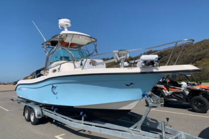 Hire Motorboat Fishing Raptor 265 Talmont-Saint-Hilaire