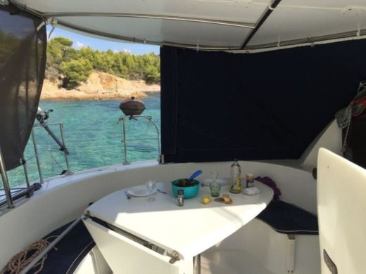 Catamaran Fountaine Pajot Bahia 46 peer-to-peer