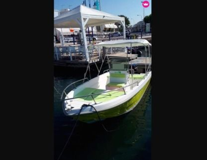 Rental Motorboat Mojito 500 Villanova