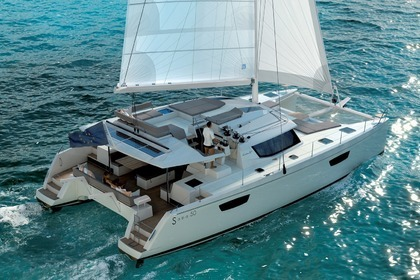 Hire Catamaran FOUNTAINE PAJOT SABA 50 Seget Donji