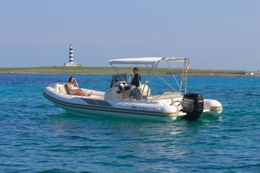 RIB Bsc 75 Classic Iii for rental