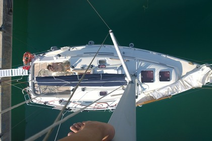 Hire Sailboat HANSE 342 Andora