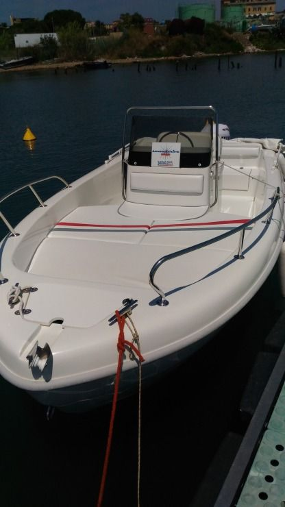 Rental Motorboat Selva D 530 Portoferraio
