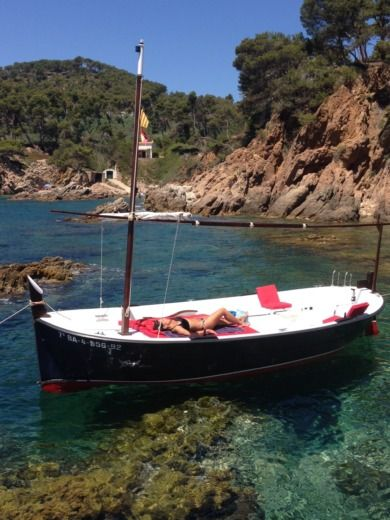 Motorboat Pascual Pascual Gran Meda 6,5M for hire
