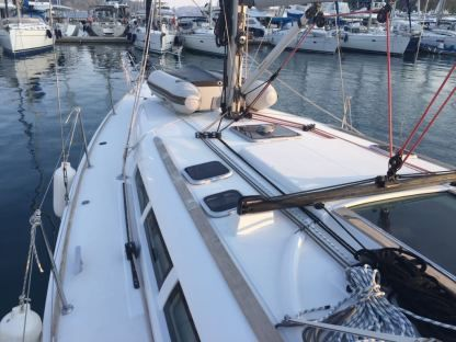 Rental Sailboat Jeanneau So 45Ds Mugla