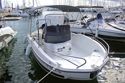 Аренда Моторная яхта BENETEAU Flyer 5.5 Spacedeck Камбрильс