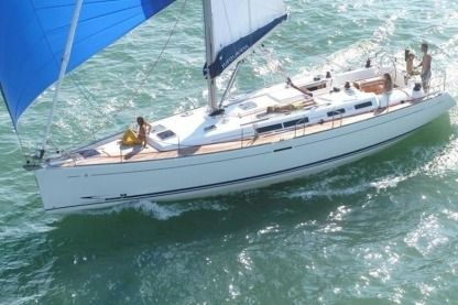 Charter Sailboat Dufour 455 Grand' Large (Largo) Rogoznica