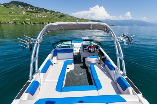 Mastercraft NXT22 in Lutry peer-to-peer
