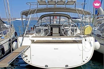 Charter Sailboat BAVARIA 55 CRUISER Laurium