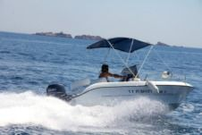 / Fisher 17 in Dubrovnik for hire