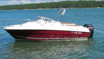 Rental Motorboat Jeanneau Leader 545 Bort-les-Orgues