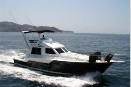 Rental Motorboat Custom Sports 52 Acapulco
