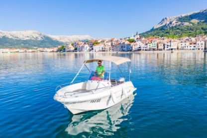 Rental Motorboat Atlantic Marine 530 Baška
