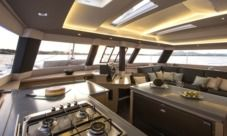 Catamaran Fountaine Pajot Saba 50 à louer