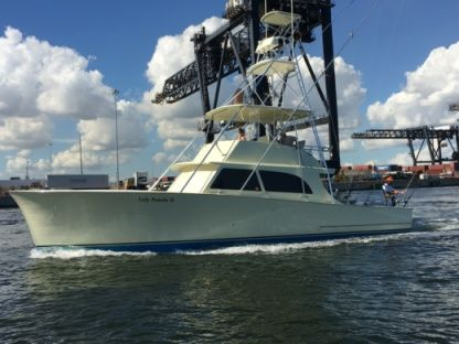 Miete Motorboot Custom Carolina 50' Fort Lauderdale
