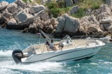 Rental Motorboat Quicksilver 675 Open Trogir