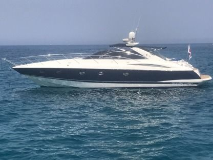 Charter Motorboat Sunseeker Camargue 50 Valletta