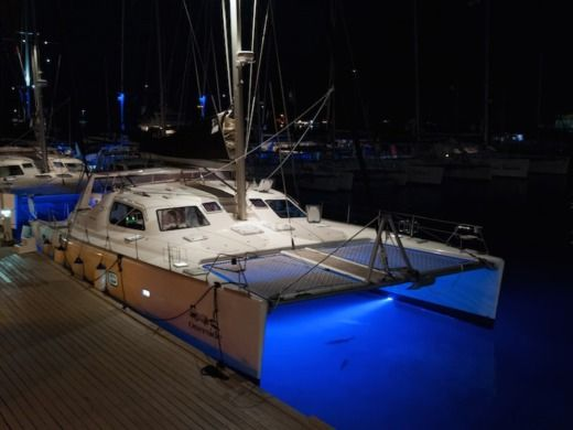 Voyage Yachts 600 in British Virgin Islands for hire