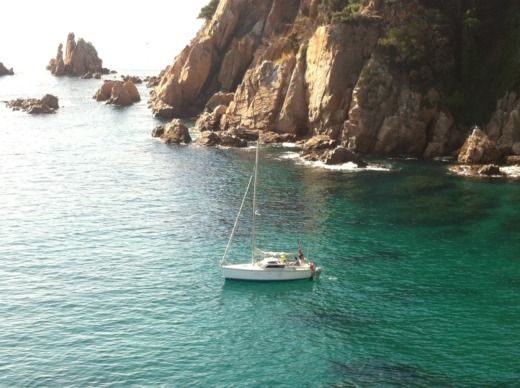 JEANNEAU Tonic 23 in Blanes peer-to-peer