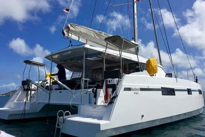 Rental Catamaran NAUTITECH Open 40 Road Town