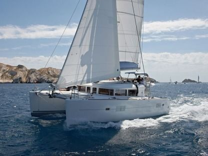 Location Catamaran Lagoon 400 S2 Split