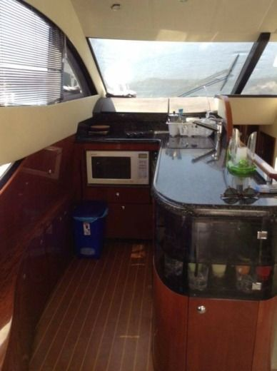 FAIRLINE PHANTOM 50 en Pozzuoli, Naples en alquiler