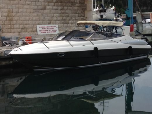Motorboat SESSA MARINE S32 peer-to-peer