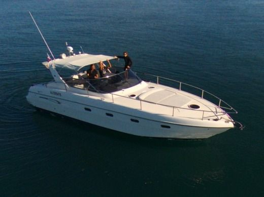 Fiart 42 Genius in Antibes for hire